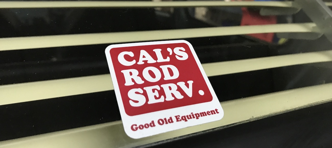 CAL'S ROD SERVICE